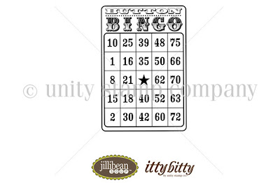 Button Bingo Stamp Unity Stamp Company Jillibean Soup Itty Bitty