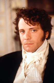 Colin Firth as Fitzwilliam Darcy, Pride & Prejudice 1995