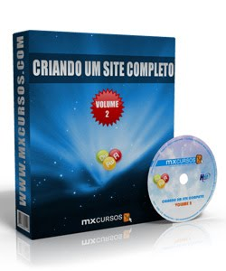 DVD+Criando+um+site+completo+volume+2+%252B+volume+1 Baixar Criando um Site Completo – Vol. 1 e 2 (Curso Completo)