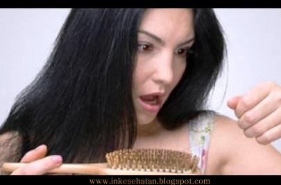 5 Tips Cara Mengatasi Rambut Rontok Secara Alami - Penyebab rambut rontok - Obat Herbal Rambut Rontok, Mengatasi rambut rontok secara tradisional