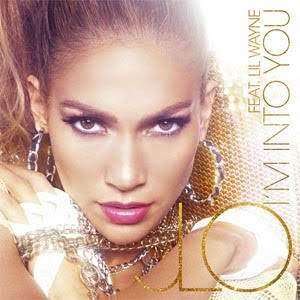 Jennifer Lopez - I'm into You single cover