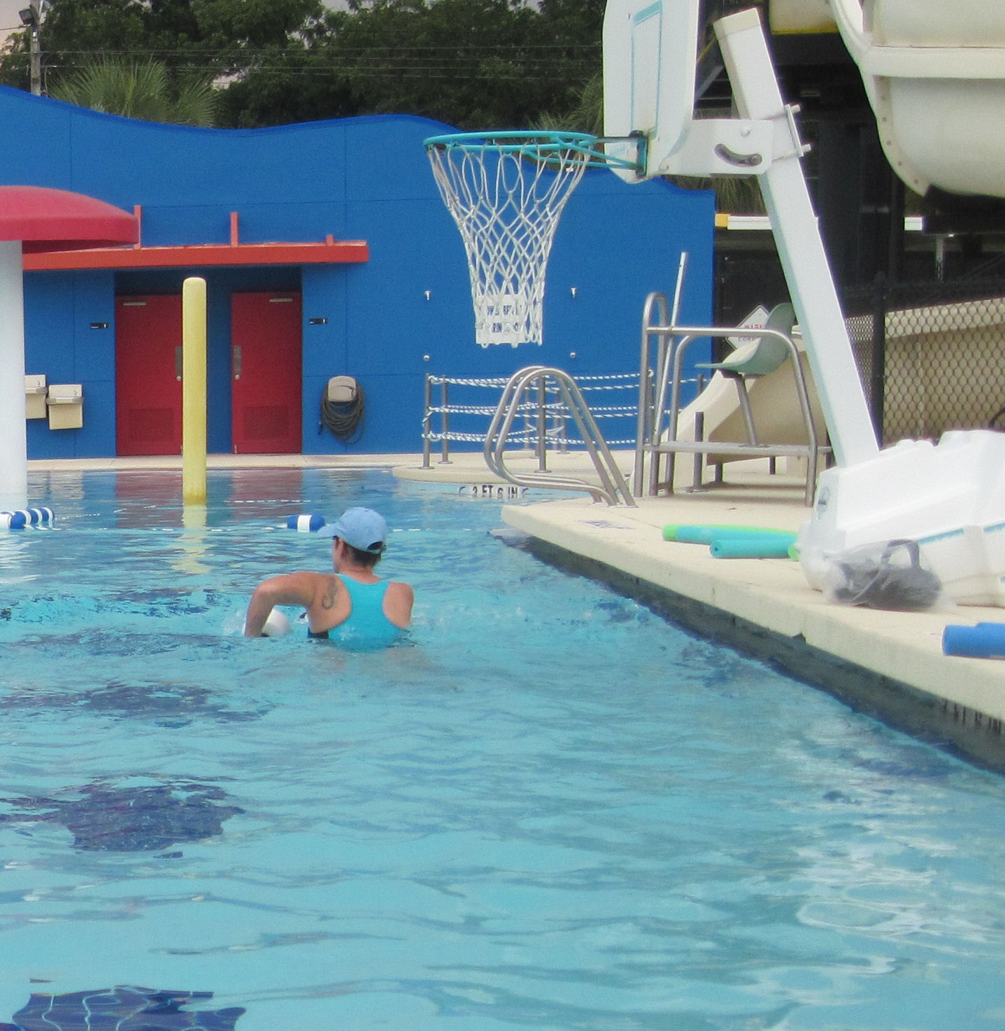 Water aerobics dry is not an option 2012 summer is in full swing 1betcityfo Image collections