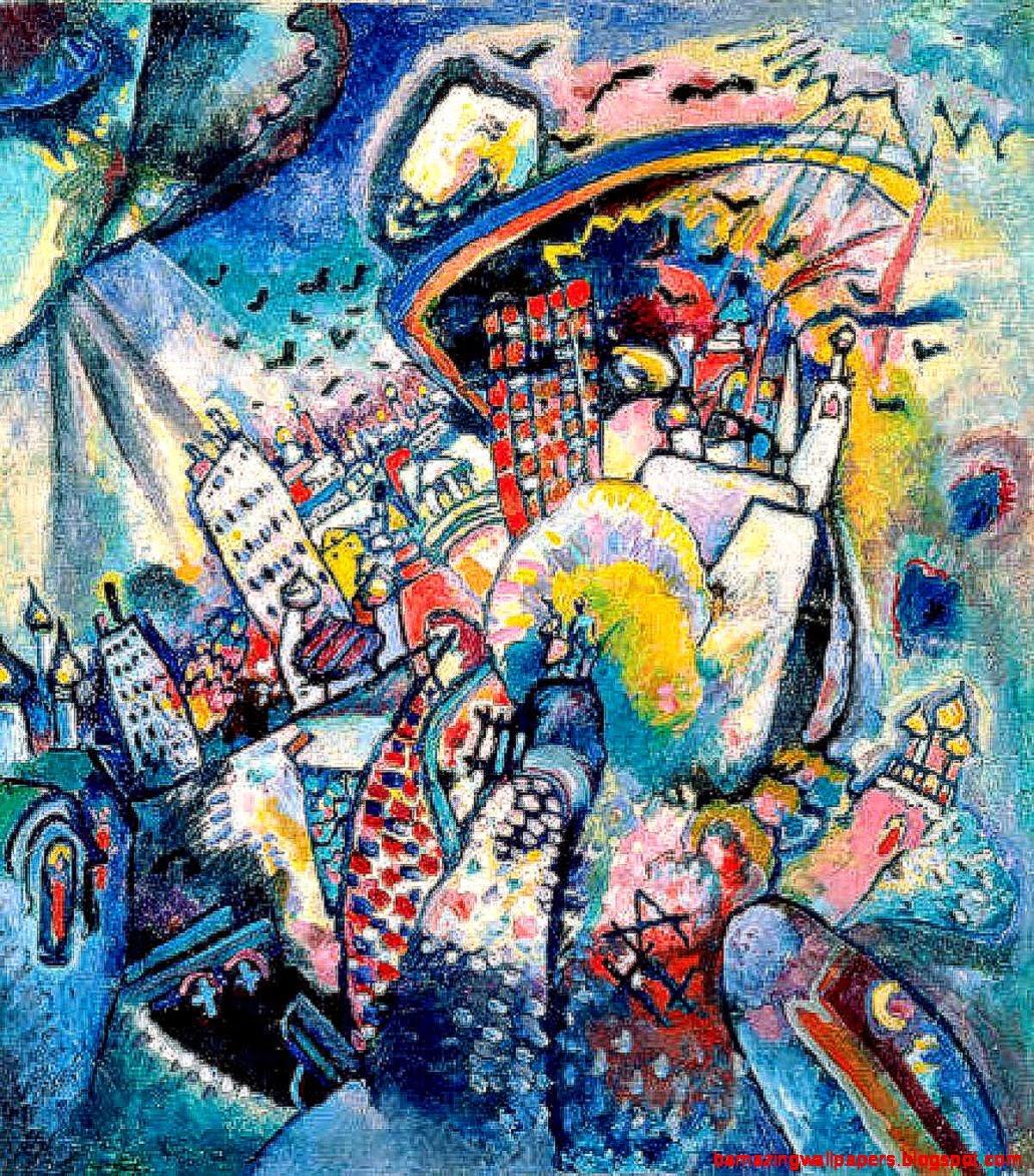 Vassily Kandinsky39s abstract vision   NY Daily News