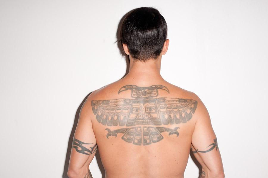Lontano dal pianeta silenzioso tatuaggi for 4 designhotel anthony s