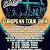 La bolonchona Tour Europa 2014