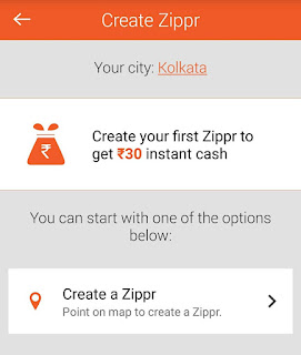 Zippr refer and earn