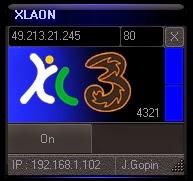 Inject XL Tri AON 07 Agustus 2014