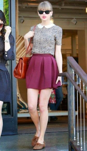 Taylor Swift Style Taylor Swift Street Style Fashion