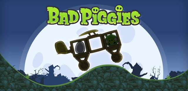 Game Bad Piggies Android