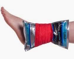 compression mengatasi cedera otot