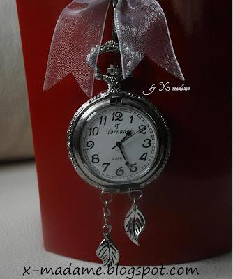 kolye, köstekli saat, saat, saat kolye, saatli kolye
