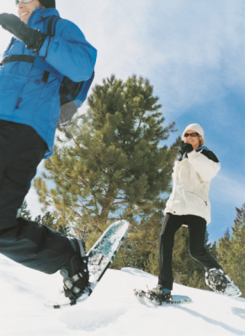 Make Your Own Snowshoes at Hartwick Pines State Park This Winter