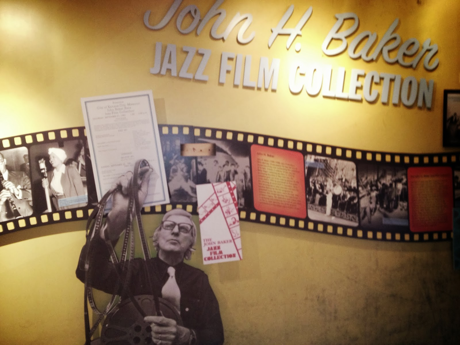 John H. Baker Jazz Film Collection at American Jazz Museum