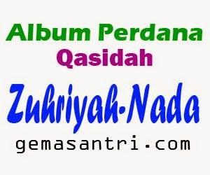 Album Perdana Zuhriyah Nada - Melati Putih-gema santri