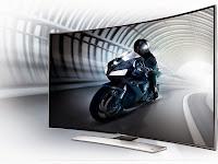 Harga Samsung TV Curved HU 9000