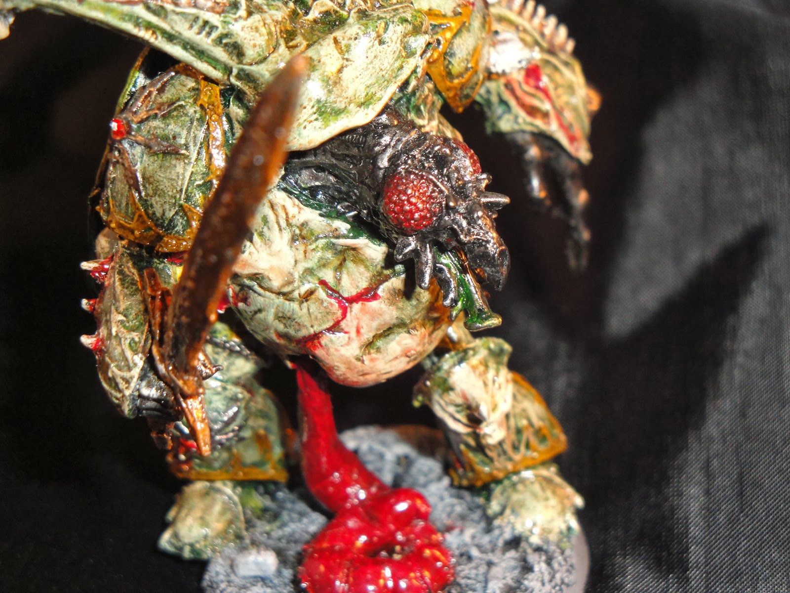 Chaos corner the lord of the flies daemon prince of nurgle