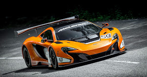 2015 McLaren 650S GT3 Süper HD Resimleri