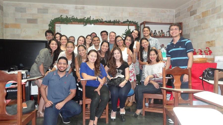 TURMA DE DIAGNÓSTICO BUCAL E TERAPÊUTICA 2015