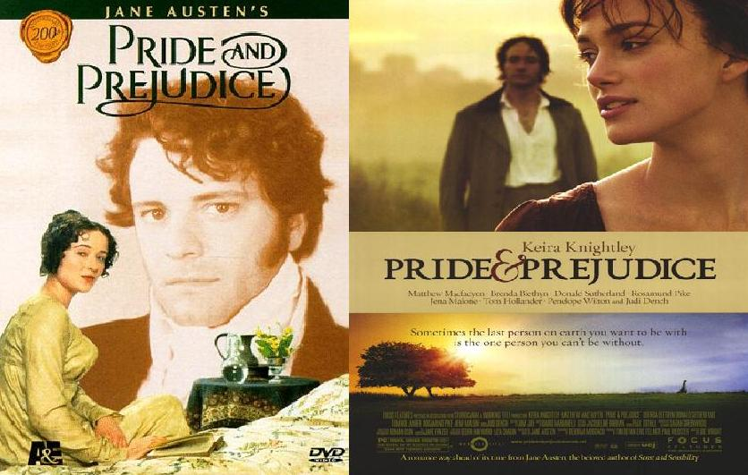 the marriages of the different couples in pride and prejudice by jane austen Jane austen «pride and prejudice» subject: novels austen's most popular novel, the unforgettable story of elizabeth bennet and mr darcy few have failed to be charmed by the witty and independent spirit of elizabeth bennet in austen's beloved classic pride and prejudice.