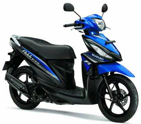 Review Suzuki Address 2015