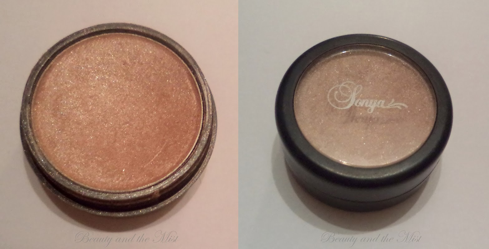 Sonya #149 Moonlight natural eyeshadow