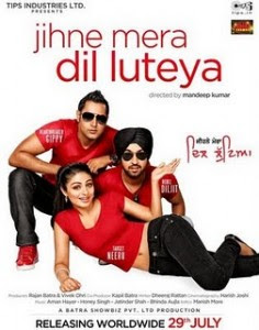 Jihne Mera Dil Luteya (2011) Punjabi Movie Full Watch Online