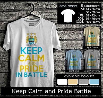`kaos distro keep calm and pride battle