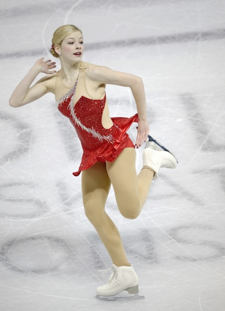 Valentina Marchei Photos Photos - 2013 ISU World Figure