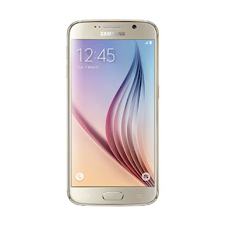 Samsung Galaxy S6 Edge-SM G925F Gold Smartphone