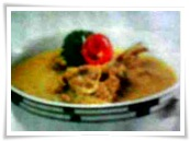 Gulai Daging Sandung Lamur