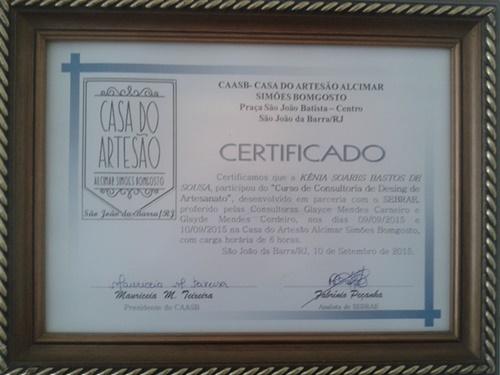 CAASB - Casa do Artesão Alcimar Simões Bomgosto