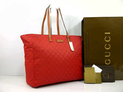 Tas Gucci Premium 286198 (Red) LN425