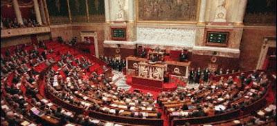 groupe parlementaire rassemblement UMP créé par François Fillon