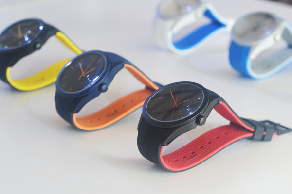 Calvin Klein Color Watches 2015 Collection, Mumbai
