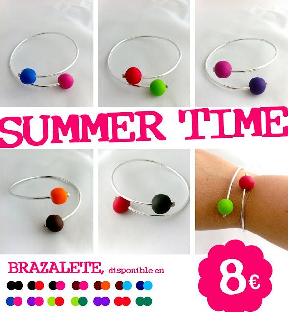 brazalete osmit summer time