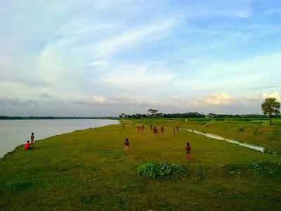 Football Play bangladesh