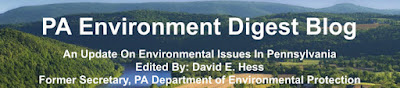 PA Environment Digest Blog