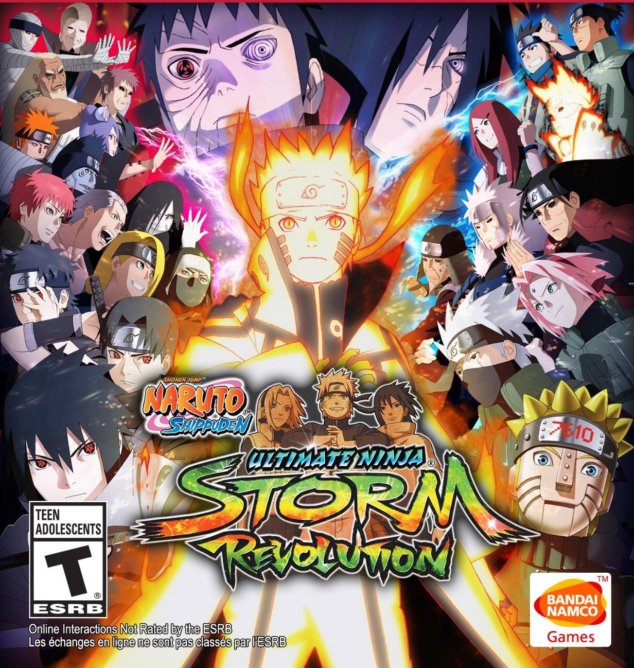 eagle3zio PC Games: Naruto Shippuden : Ultimate Ninja ...