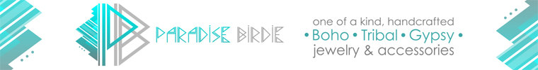 Paradise Birdie Etsy Shop
