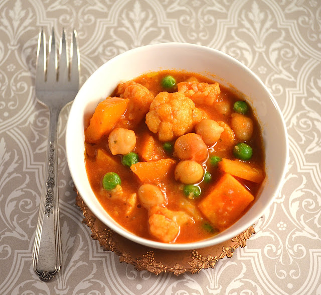 Jilly...Inspired : Moroccan Vegetable Tagine ~ A Vegetable ...