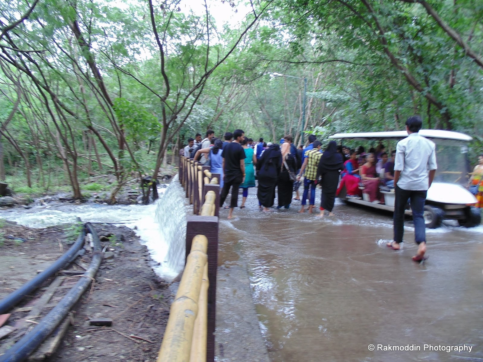 Katraj Rajiv Gandhi Zoo and Snake Park