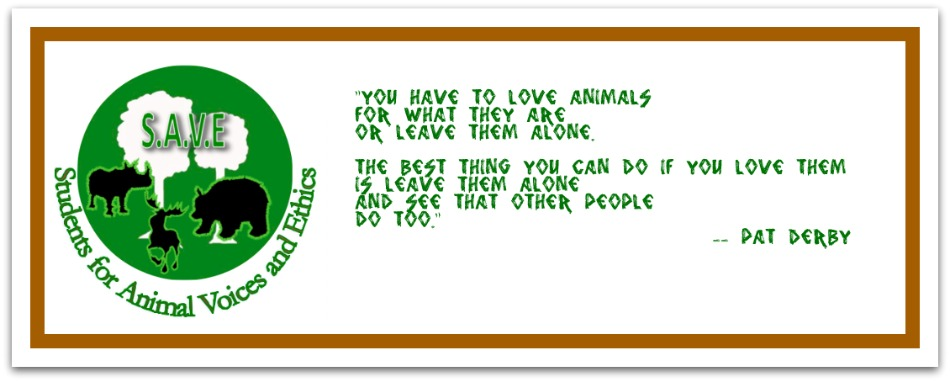 Students for Animal Voices and Ethics….