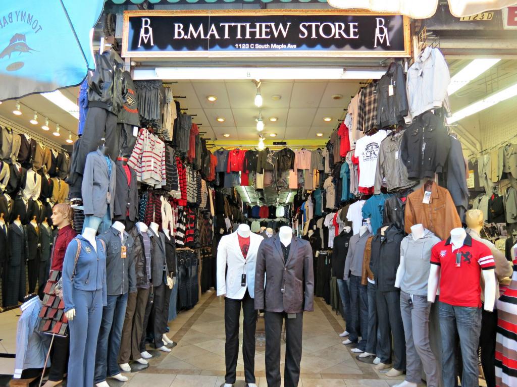 Westbury Clothing Brand