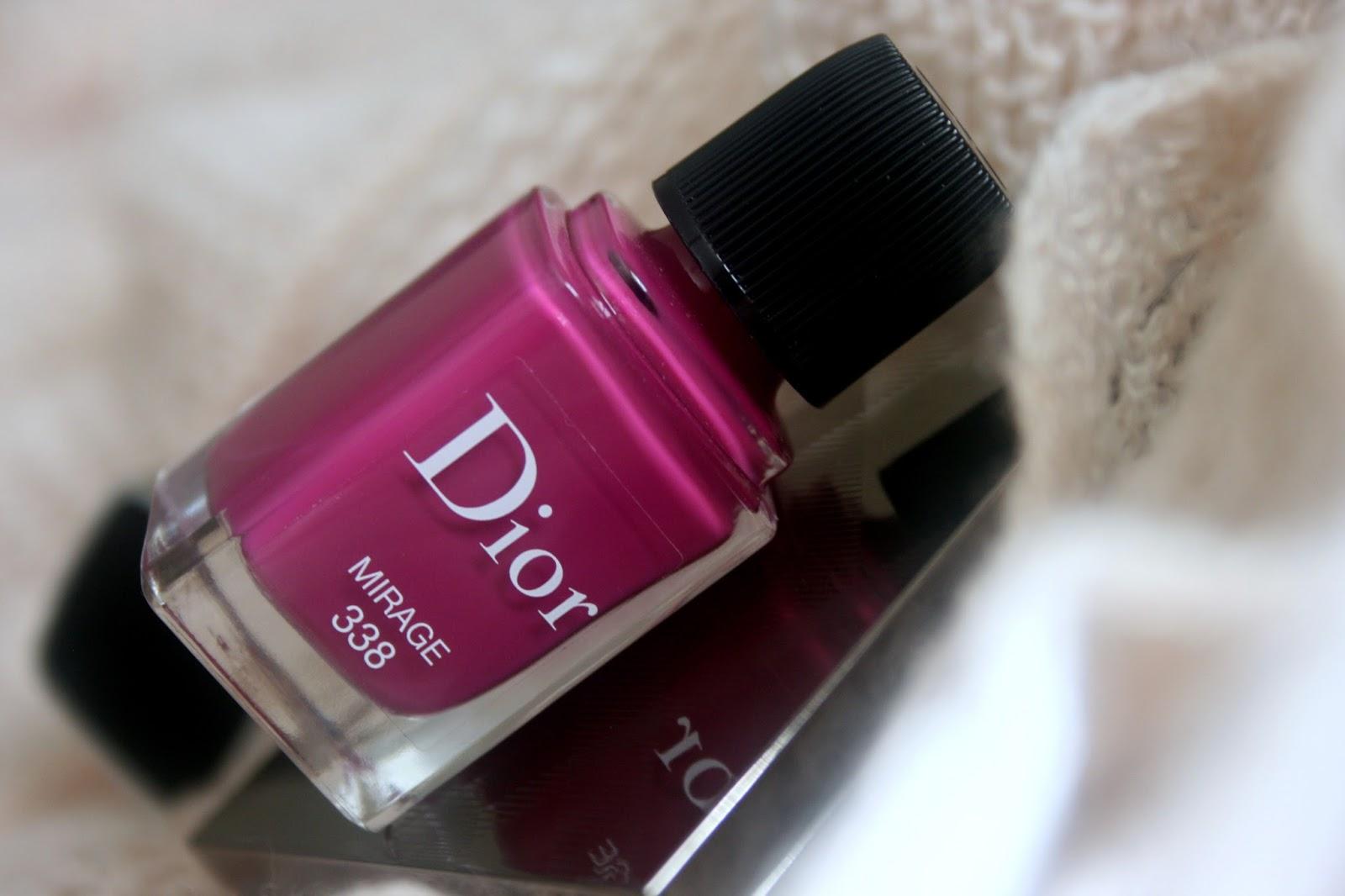 Dior Vernis Mirage #338