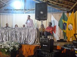 Evento de Lançamento do Livro Congonhas