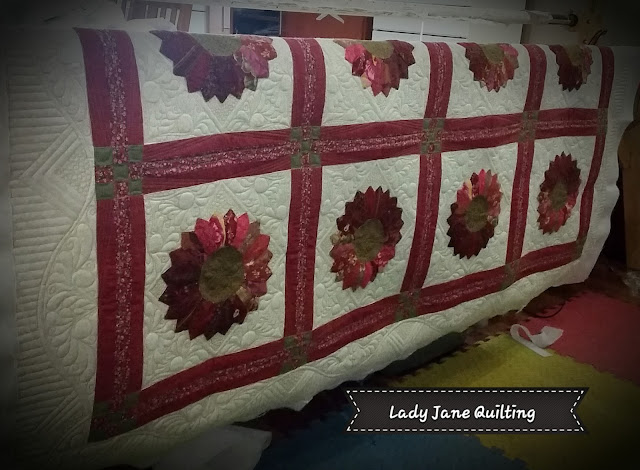Lady Jane Quilting Kelly S Dresdan Plate Quilt