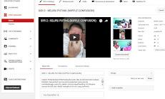 Projek Video Pendidikan Penyusuan Susu Ibu BCNP Johor