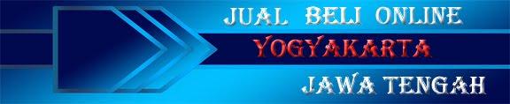JUAL BELI ONLINE YOGYAKARTA JAWA TENGAH