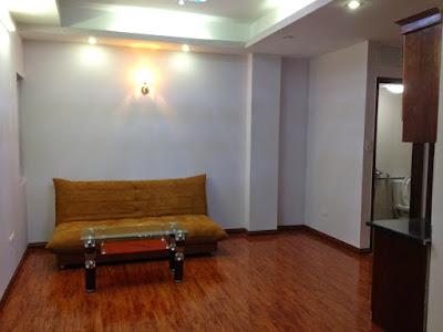 Chung cư giá rẻ Thanh Xuân hơn 700tr- 2 phòng ngủ