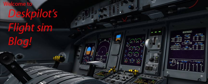 DeskPilot's Flight Sim Blog